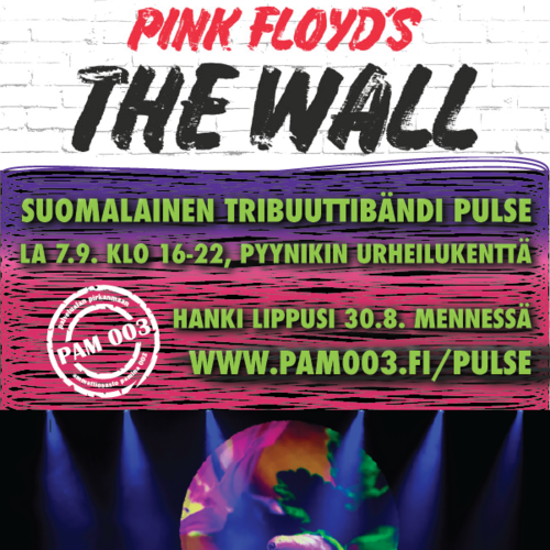 PULSE plays PINK FLOYD -The Wall