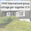 PAM Pirkanmaa regional International group's cottage get-together!